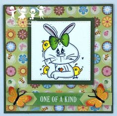 Send A Smile 4 Kids Challenge Blog: Easter or Spring Cards 4 Kids