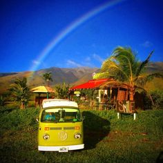 Dirty Hippies Productions — At the End of the Rainbow - Hippie Bus Love☮  ❤ ॐ...