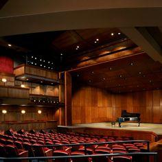 Christopher Newport University - Ferguson Center for the Arts - 1542