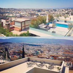 Welcome to Periscope, a modern 4 Star Hotel in Athens. Periscope is one of the most famous Kolonaki Hotels, located in the best neighbourhood of Athens city center and only 10 minutes walk from Syntagma square. Athens City, 4 Star Hotels, Airplane View, Architecture Design, Minimalism, The Neighbourhood, Old Things, Mansions, House Styles
