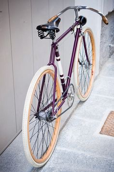 1940s Chiossi Cycles Miano.