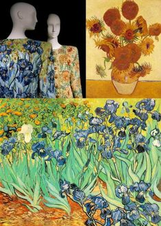 YSL-Van Gogh