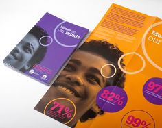 PFEG (Personal Finance Education Group) helps schools to plan and teach financial capability to students. Ranch produced this identity for their 'Money on our Minds' campaign which included an online document, brochure and a poster for teachers to display in class rooms.