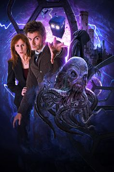 David Tennant & Catherine Tate's Big Finish Tenth Doctor Adventures Released 16th May