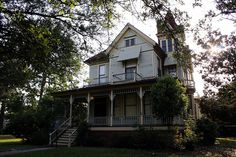 john milroy house by Exquisitely Bored in Nacogdoches, via Flickr