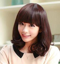 Bí quyết để biết kiểu tóc nào che đi khuyết điểm mà làm bạn xinh đẹp hơn.Vậy mũi tẹt nên để kiểu tóc nào cho phù hợp tôn lên vẻ đẹp của khuôn mặt hơn