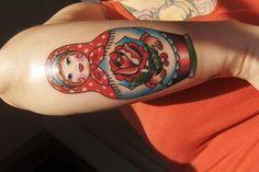 matryoshka tattoo | Tumblr