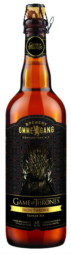 Game of Thrones / Blond Ale / Ommegang #beer #foster #australia Beer Club OZ presents – the Beer Cellar – ultimate source for imported beer in Australia.