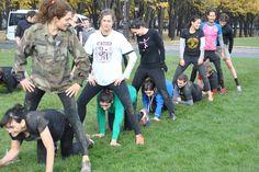 Boot camp #boostBirHakeim place des invalides