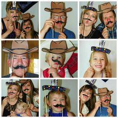 perry jayne handmade: Cowboy Party!!