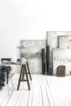 SABINE MAES ART (41) – PORTFOLIO | Paulina Arcklin Photography + Styling Organic Art, Living Styles, Living Room Inspiration, Minimal Design, Box Art, Textured Walls, Decoration, Diy Home Decor, Dining Table