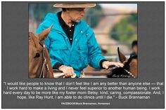 . Horse Training Tips, Horse Tips, Buck Brannaman, Horse Information, Horse And Human, Riding Quotes, Natural Horsemanship, All About Horses, Mini Farm