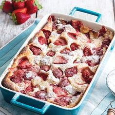 Though it tastes similar to cheesecake, this dense and hearty cake-like cobbler is so much easier to make than your everyday cheesecake.