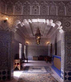 Hôtel Continental,Tangier, Morocco