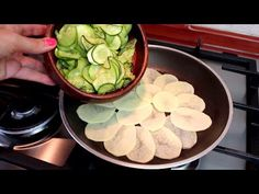 Nikdy som nejedol také dobré zemiaky! Večera pripravená za 10 minút! # 365 - YouTube Veggie Recipes, Appetizer Recipes, Cooking Recipes, Healthy Recipes, Sweet Potato Rice, Potato Side Dishes, Frugal Meals, Special Recipes, Light Recipes