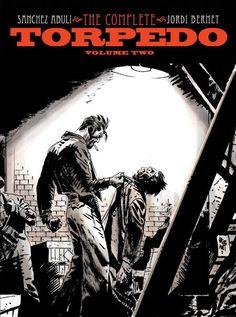 torpedo by jordi bernet Jordi Bernet, Comic Kunst, Comic Page, Art Graphique, Pulp Art, Comic Covers, Comic Artist, Storyboard, Illustration Art
