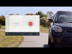 Android Auto: The right information for the road ahead - YouTube