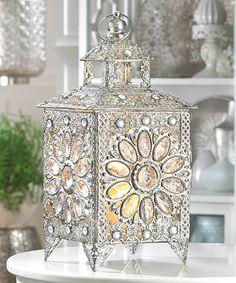 Glamorous Candle Lantern