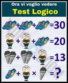 Can you solve this viral maths puzzle which is popularly known as Shoes, Man and Popcorn Puzzle. This puzzle claims that only a genius can solve this. Math Puzzles Brain Teasers, Math Logic Puzzles, Kitty Party Games, Kitty Games, Maths Sums, Physics Tricks, Reto Mental, Brain Teasers With Answers, Math Genius
