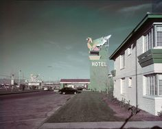 Thunderbird Hotel, Las Vegas Strip, c. 1948 you can get chips from here at www.all-chips.com
