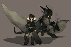 PJ characters with dragons from the HTTYD universe. Nico rides a Deadly Shadow dragon with three heads, named Patience, Innocence, and Arrogance. Percy Jackson Fan Art, Percy Jackson Memes, Percy Jackson Fandom, Httyd Dragons, Dreamworks Dragons, Dreamworks Animation, Oncle Rick, Will Solace, Solangelo