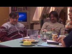 Outtakes | Derek Series One - YouTube British Humor, British Comedy, Ricky Gervais, On Set, 3rd April, Funny Videos, Funny Shit, Netflix, Youtube