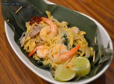 Singapore Fried Hokkien Prawn Noodles Recipe | The Chronicles of Ms I-Hua