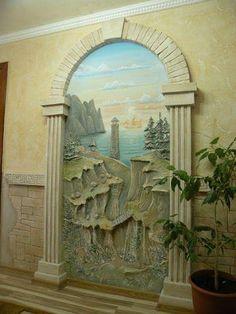 Ideas para la decoración de las paredes