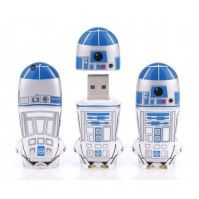 Memoria USB Star Wars - R2-D2 - 8 GB