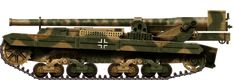 Italian WW2 tanks