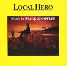 Local Hero Music By Mark Knopfler - Soundtrack to the film. Lp Vinyl, Vinyl Records, Dire Straits, Mark Knopfler, Local Hero, Karen, Filming Locations, Kinds Of Music, Going Home