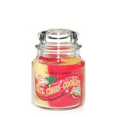 Mrs. Claus' Cookies in Holiday 2 2012 from Yankee Candle on shop.CatalogSpree.com, my personal digital mall.