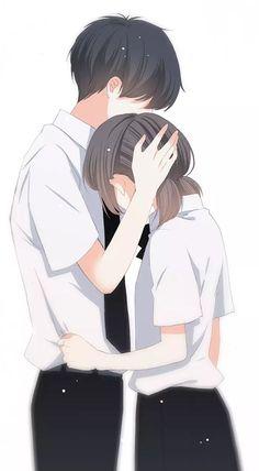 Anime couple Anime couple love Anime couple hot Get access to more Anime couple Anime Couple Love, Anime Love Story, Cute Couple Art, Cute Couples, Couple Cartoon, Anime Couples Drawings, Anime Couples Manga, Couple Drawings, Anime Couples Hugging