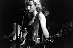 Donita Sparks – L7 – Satyricon – early 90′s