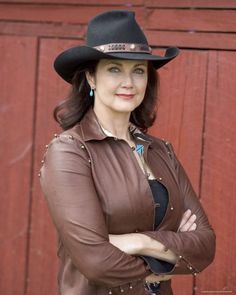 Linda Carter, Photo Mannequin, Wonder Woman Pictures, Beautiful Celebrities, Beautiful Women, Vaquera Sexy, Arizona, Sexy Cowgirl, Country Girl Style