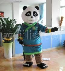 Panda mascot costume is one of the most popular items among buyers. Panda is a cute and honest animal which is called national treasure of China. http://www.mascotshows.com/category/panda.html
