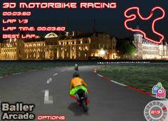 Motocicletas 3D