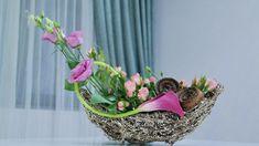 Flower Arrangements, Decorative Bowls, Bring It On, Concept, Flowers, Plants, Home Decor, Floral Arrangements, Decoration Home