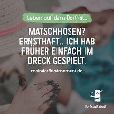 Bin auch ohne großgeworden... - http://ift.tt/2xYjrSg - #dorfkindmoment #dorfstattstadt