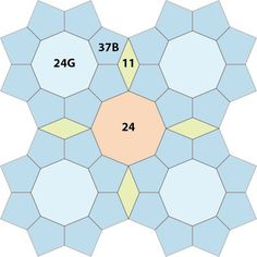 Hexagon And Diamond Graph Paper With Inch Spacing On Letter