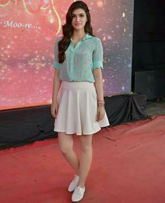 Lover Dress, Indian Army, Indian Celebrities, The Dress, Indian Fashion, Designer Dresses, Skater Skirt, Bollywood, Short Dresses