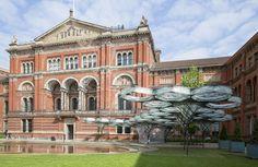 THE LONDON DESIGN FESTIVAL | Elytra Filament Pavilion  | www.bocadolobo.com/ #inspirationideas #london #ldf16