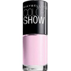3PK Maybelline New York Color Show Nail Lacquer .23 Oz born With It 150 inch