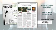 Worship Leader Magazine BREATH IN Album Review May 2012