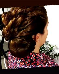 Prom Hair, Hair Makeup, Hairstyles, Popular, Wedding, Hair, Cornrows, Hairdos, Haircuts