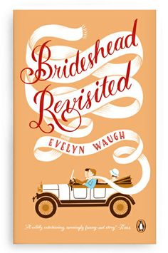 Jim Tierney's cover of Brideshead Revisited