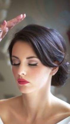 #Wedding #makeup #hair #bridal #makeup