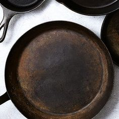 An iron skillet means you can start dinner on the stove, finish it in the over--then take it right to the table. Here are six reasons a simple (and inexpensive) cast-iron skillet may be the only pan you need -- plus the recipes to prove it.