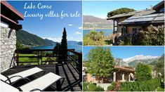 Lake Como villas for sale