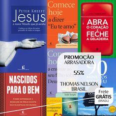 Administração Financeira, Cristianismo, Espiritualismo, Mentalismo, Relações Interpessoais - TN BR 55%